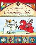 Chaucers Canterbury Tales Retold & Illustrated