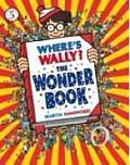 Wheres Wally the Wonder Book