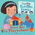 Buttons Family: First Day At Playschool