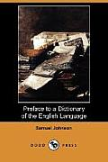 Preface to a Dictionary of the English Language (Dodo Press)
