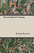 Practical Speech Training