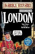 Horrible Histories Gruesome Guides London
