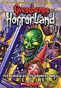 Goosebumps Horrorland 04 The Scream of the Haunted Mask UK