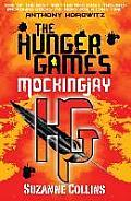 Hunger Games 03 Mockingjay UK edition