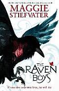 Raven Boys UK