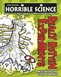 Really Rotten Experiments Horrible Science