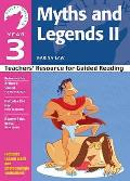Year 3 Myths and Legends II: Teachers' Resource for Guided Reading