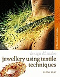 Jewellery Using Textiles Techniques