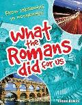 What the Romans Did for Us: Age 7-8, Below Average Readers