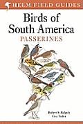 Birds of South America Passerines