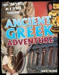Ancient Greek Adventure: Age 9-10, Average Readers
