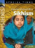 A Journey Through Life in Sikhism. Gerald Haigh