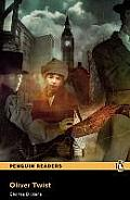Oliver Twist (W/Audio), Level 6, Pearson English Readers