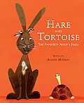 Hare & Tortoise the Favourite Aesops Fable