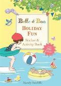 Holiday Fun Sticker & Activity Book