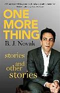 One More Thing Stories & Other Stories