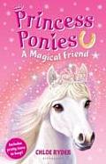Princess Ponies 01 A Magical Friend UK