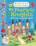 My Fearless Knight Activity and Sticker Book