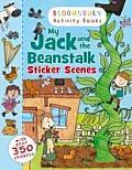 My Jack and the Beanstalk Sticker Scenes