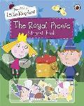 Royal Picnic Magnet Book