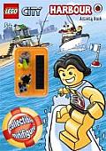 Lego City Harbour Activity Book