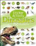 Sticker Activity Dinosaurs