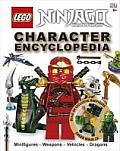 Ninjago Masters of Spinjitzu Character Encyclopedia