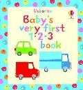 Baby's Very First Book of 123