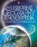 The Usborne Geography Encyclopedia. Reduced Edition