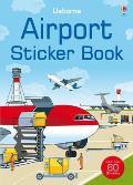Airport Sticker Book