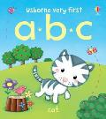 Very First Words: Abc