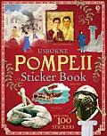 Pompeii Sticker Book