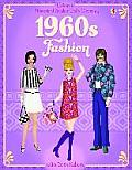 1960s Fashion Historical Sticker Dolly Dressing