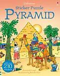 Sticker Puzzle Pyramids