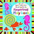 Babys Very First Touchy Feely Fingertrail Play Book