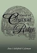Leaves of Chestnut Ridge