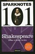 Sparknotes 101 Shakespeare 38 Plays