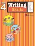 Writing Skills: Grade 4 (Flash Kids Harcourt Family Learning)