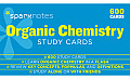 Organic Chemistry Sparknotes Study Cards, Volume 15