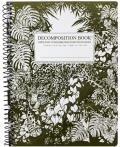 Jaguar Coilbound Lined Decomposition Book
