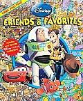 Look & Find Disney Friends & Favorites