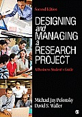 Designing & Managing A Research Project A Business Students Guide 2nd Edition