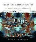 Technical Communication A Reader Centered Approach
