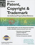 Patent Copyright & Trademark 8th Edition An Inte