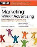 Marketing Without Advertising Easy Ways to Build a Business Your Customers Will Love & Recommend