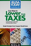 Easy Ways to Lower Your Taxes Simple Strategies Every Taxpayer Should Know