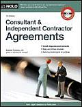 Consultant & Independent Contractor Agreements 7th Edition