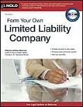 Form Your Own Limited Liability Company 7th Edition