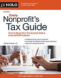 Every Nonprofits Tax Guide How to Keep Your Tax Exempt Status & Avoid IRS Problems