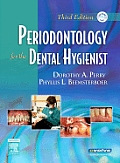 Periodontology for the Dental Hygienist With CD ROM